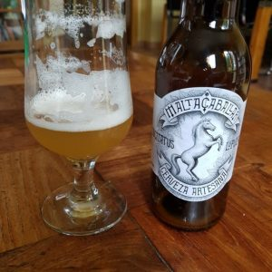 Cerveza artesana Maltacaballar