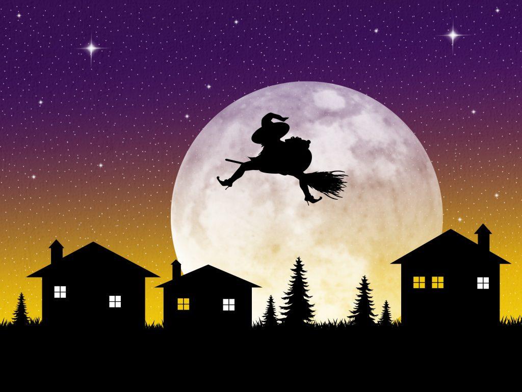 La Befana. 6 de enero, día de Reyes