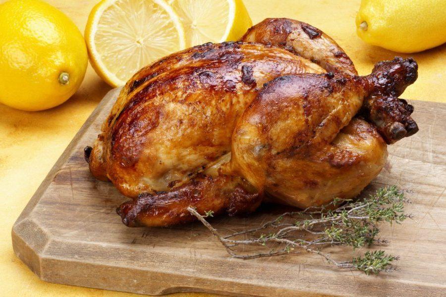 Pollo campero asado A Tavola