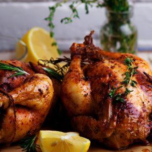 Pollo asado A Tavola