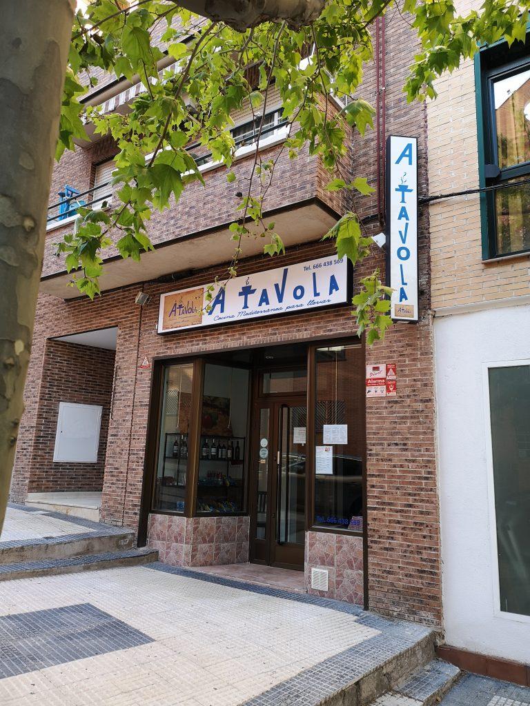 Fachada Rosticceria A TAVOLA